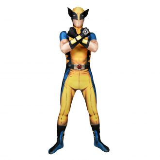Deluxe Wolverine Morphsuit